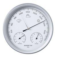 Nature Baromètre 3 en 1 avec thermomètre et hygromètre 20 cm