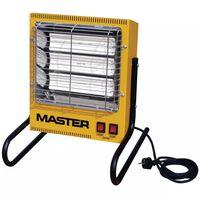 Radiateur infrarouge électrique Master TS3A