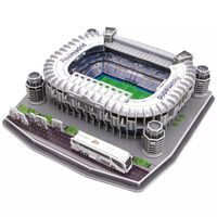 Nanostad Puzzle 3D 160 pièces Santiago Bernabéu PUZZ180051