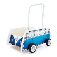 Hape Trotteur Bus Classique T1 Bleu