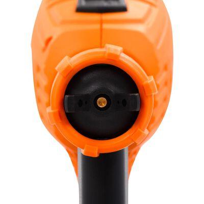 vidaXL Pistolet à peinture électrique et 3 tailles de buses 500W 800ml,
