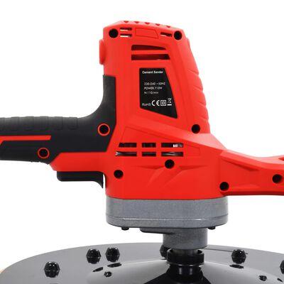 vidaXL Truelle électrique à main 710 W