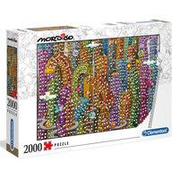 Clementoni Puzzle Mordillo Jungle 2000 pcs