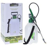 ProGarden Pulvérisateur pour plantes 5 L Vert