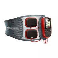 Multisport pro ceinture abdominale multiposition sport Sport-Elec Elec