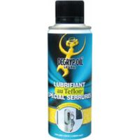 Lubrifiant serrures au PTFE aérosol 150 ml - 7380660 - Degryp'oil