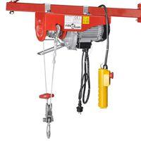 Palan électrique 1300 W 400/800 kg