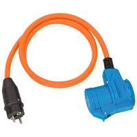 Brennenstuhl Câble adaptateur de camping 1,5 m Orange
