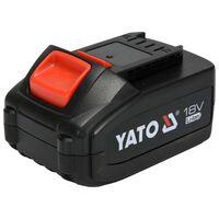 YATO Batterie Li-Ion 4,0Ah 18V