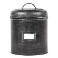 LABEL51 Boîte 18x18x24 cm L Noir antique