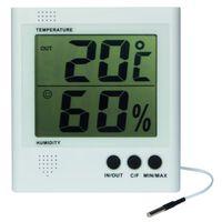 Thermo-/hygromètre