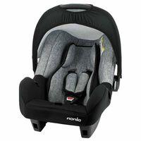 Nania Siège auto pour bébés Beone Universal Groupe 0+ Gris