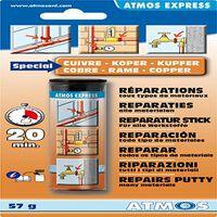 Pâte Réparation Spécial Cuivre Atmos - 'express' 57 Gr