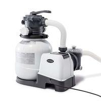 Intex Pompe de filtration à sable Krystal Clear 26646GS 7,9 m³/h