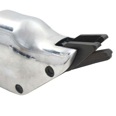 vidaXL Cisailles à métaux pneumatiques 2500 tr/min 1,2 / 1,4 mm,