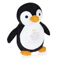 Baninni Lampe à projecteur Penguin Noir