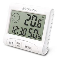Medisana Thermo-hygromètre numérique HG 100 60079