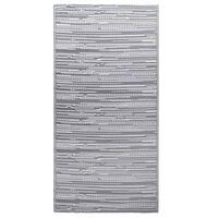 vidaXL Tapis d'extérieur Gris 190x290 cm PP