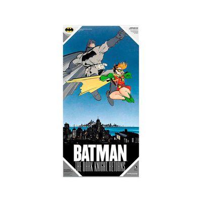 SD TOYS - Affiche en verre de DC Comics Batman et Robin