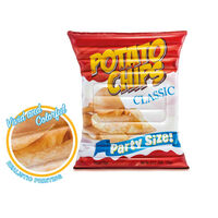 Intex Bouée de piscine Potato Chips 178x140 cm 58776EU