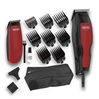Wahl Tondeuse à cheveux 15 pcs Home Pro 100 Combo 1395.0466