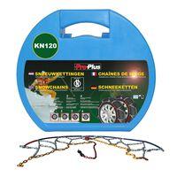 ProPlus Chaîne antidérapante de voiture 2 pcs 12 mm KN120