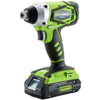 Greenworks Clé à chocs sans fil sans batterie G24ID 3801307