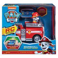 Paw Patrol Voiture jouet télécommandée Marshall Fire Truck