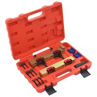 vidaXL Kit d'outils de réglage de moteur Mercedes Benz M270 M274